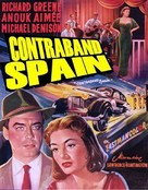 Contraband Spain - French Movie Poster (xs thumbnail)