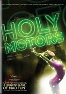Holy Motors - DVD cover (xs thumbnail)