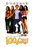 100 Girls - DVD movie cover (xs thumbnail)