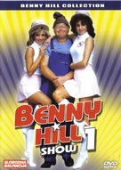 """""""The Benny Hill Show"""" - Croatian DVD movie cover (xs thumbnail)"""