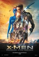 X-Men: Days of Future Past - Polish Movie Poster (xs thumbnail)