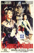 Mrs. Parkington - Italian Movie Poster (xs thumbnail)