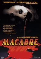 Macabro - Swedish Movie Cover (xs thumbnail)