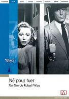 Born to Kill - French DVD cover (xs thumbnail)