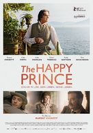 The Happy Prince - Swiss Movie Poster (xs thumbnail)
