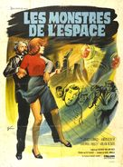 Quatermass and the Pit - French Movie Poster (xs thumbnail)