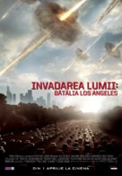 Battle: Los Angeles - Romanian Movie Poster (xs thumbnail)