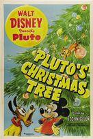 Pluto's Christmas Tree - Movie Poster (xs thumbnail)