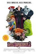 Hotel Transylvania 2 - German Movie Poster (xs thumbnail)