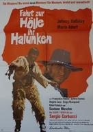Gli specialisti - German Movie Poster (xs thumbnail)
