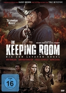 The Keeping Room - German Movie Cover (xs thumbnail)