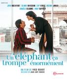 Un éléphant ça trompe énormément - French Blu-Ray cover (xs thumbnail)