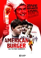 American Burger - Swedish Movie Poster (xs thumbnail)