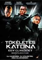 Universal Soldier: Regeneration - Hungarian Movie Cover (xs thumbnail)