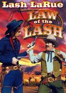 Law of the Lash - DVD cover (xs thumbnail)