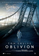 Oblivion - Greek Movie Poster (xs thumbnail)