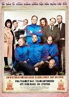 Kong Curling - Norwegian Movie Poster (xs thumbnail)