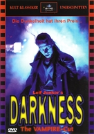 Darkness - German poster (xs thumbnail)