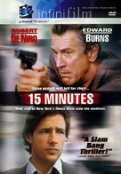 15 Minutes - Movie Cover (xs thumbnail)