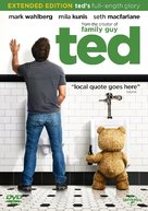 Ted - DVD cover (xs thumbnail)