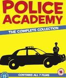 Police Academy - British Blu-Ray movie cover (xs thumbnail)