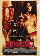 Once Upon A Time In Mexico - Spanish Movie Poster (xs thumbnail)