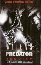 AVPR: Aliens vs Predator - Requiem - French Movie Poster (xs thumbnail)