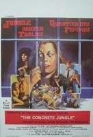 The Concrete Jungle - Movie Poster (xs thumbnail)