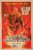 Commando suicida - Argentinian Movie Poster (xs thumbnail)
