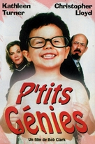 Baby Geniuses - French VHS movie cover (xs thumbnail)