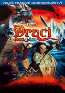 Dragons: Fire & Ice - Czech poster (xs thumbnail)