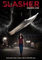 """""""Slasher"""" - DVD cover (xs thumbnail)"""