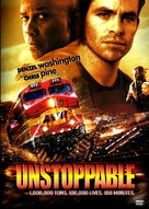 Unstoppable - Movie Cover (xs thumbnail)