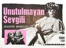 Jules Et Jim - Turkish Movie Poster (xs thumbnail)