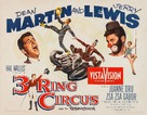 3 Ring Circus - Movie Poster (xs thumbnail)