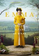 Emma - Finnish Movie Poster (xs thumbnail)