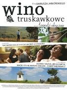 Wino truskawkowe - Polish Movie Poster (xs thumbnail)