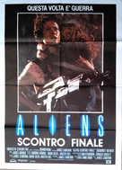 Aliens - Italian Movie Poster (xs thumbnail)
