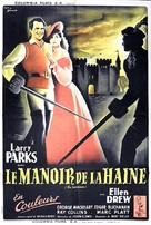 The Swordsman - French Movie Poster (xs thumbnail)