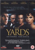 The Yards - British DVD cover (xs thumbnail)
