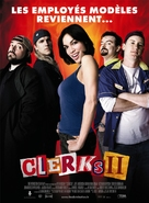 Clerks II - French Movie Poster (xs thumbnail)