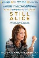 Still Alice - British Movie Poster (xs thumbnail)