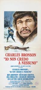 Breakheart Pass - Italian Movie Poster (xs thumbnail)