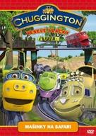 """Chuggington"" - Czech DVD movie cover (xs thumbnail)"