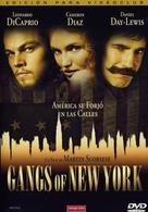 Gangs Of New York - Spanish Movie Cover (xs thumbnail)