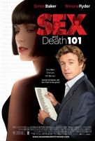 Sex and Death 101 - Movie Poster (xs thumbnail)