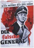 Il generale della Rovere - German Movie Poster (xs thumbnail)
