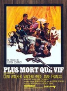 More Dead Than Alive - French Movie Poster (xs thumbnail)