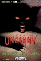 The Uncanny - British VHS cover (xs thumbnail)