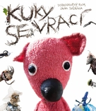 Kuky se vrací - Czech Blu-Ray cover (xs thumbnail)